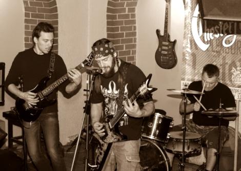 бас гитара слушать рок